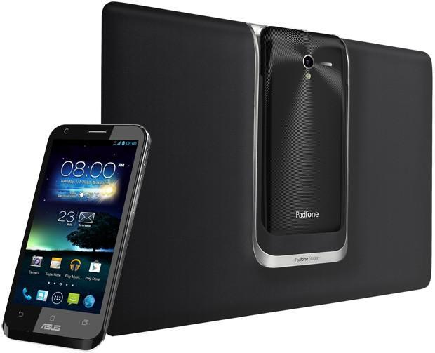 ASUS PadFone 2 unveiled in Taiwan, boasts quad-core CPU, LTE, NFC and lighter tablet (video)