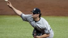 Yankees' Gerrit Cole sets more team records in dominating win over Rays