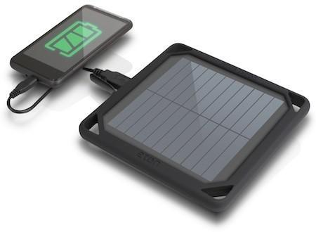 Mobile device power shines with Etón's new BoostSolar