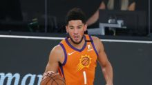 Booker's 35 points help streaking Suns beat 76ers 130-117