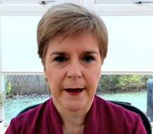 Sturgeon refuses to say if she would quit if it is found she lied over Salmond