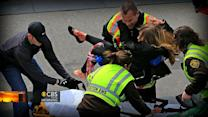 Boston first responders scrambled to treat wounded