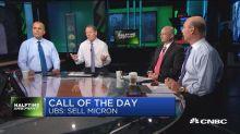 UBS: 30%+ downside ahead for Micron