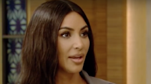 Kim Said Kanye Gave Her Her First Gray Hair