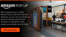 Retailers Should Be Wary -- Amazon.com Is Closing All Its Pop-Up Stores