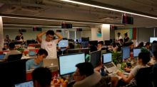 Alibaba's DingTalk gets bad grades from China's stuck-at-home students