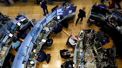 Stocks fall, oil prices surge after Saudi attack