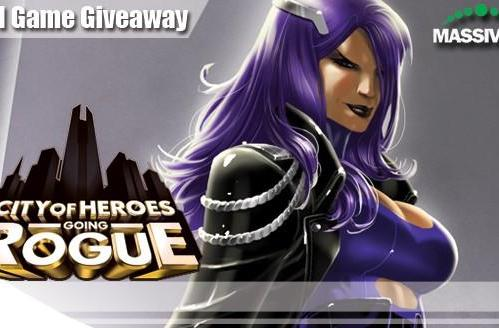 Mayhem is afoot: Win a copy of Going Rogue or a City of Heroes Mutant Booster pack!
