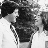 Bill Clinton Assumes 'First Gentleman' Role During DNC Speech, Recalls Having to Propose to Hillary Clinton Three Times