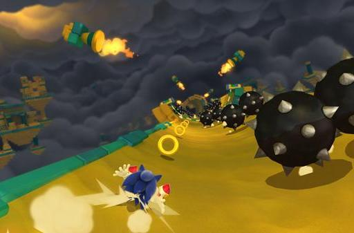 Sonic: Lost World tails off at 710,000 units shipped