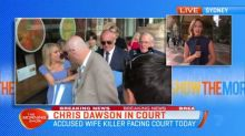 Accused wife killer faces court
