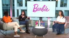 The Barbie Be Anything Workshop | let's #CloseTheDreamGap together