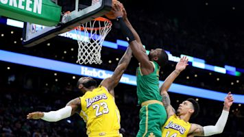 Celtics-Lakers rivalry hibernates in January