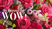 "1-800-Flowers.com® Makes It Easy To ""Wow"" This Valentine's Day"