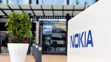 Nokia reports slowing sales decline as network market recovers