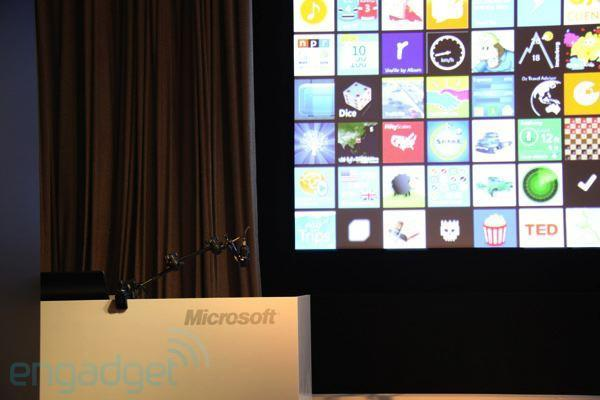 Live from Microsoft's Windows Phone VIP preview event!