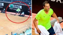 'What a gem': Fans go wild over Rafa Nadal's new routine