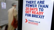 Pound volatile as Brexit deal hangs in the balance