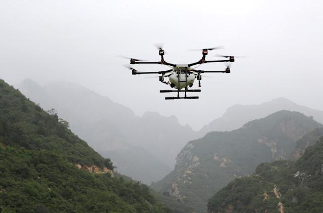 The UN wants all drones registered in a global database