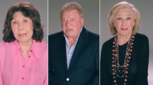 Lily Tomlin, William Shatner, Cloris Leachman help you plan for retirement and against hippos