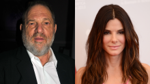 Why Sandra Bullock was 'so f***ing angry' when she heard about Harvey Weinstein