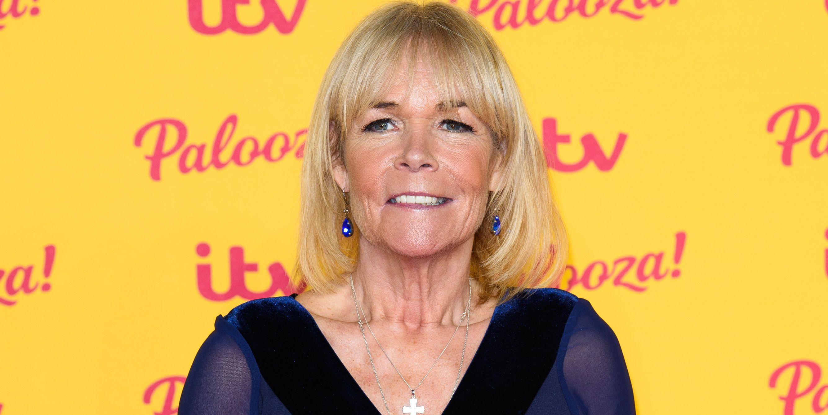 Linda Robson loves this best-selling, figure-flattering Marks Spencer swimsuit Linda Robson loves this best-selling, figure-flattering Marks Spencer swimsuit new picture