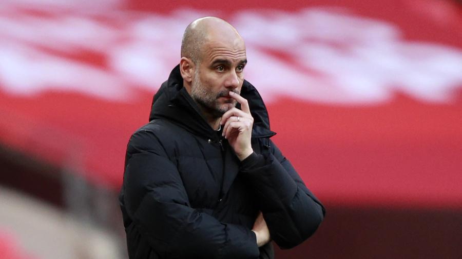 Guardiola se rebela contra la Superliga pese a que Manchester City es uno de sus impulsores