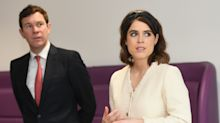 Fans applaud Princess Eugenie and husband Jack for Salvation Army work: 'Fantastic example of leadership'