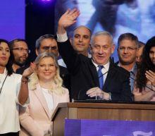 Netanyahu's rule threatened by deadlocked Israeli polls