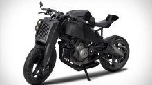 以日本史詩為主題!Uncrate 與 Ronin Motorworks 聯手打造黑魂電單車