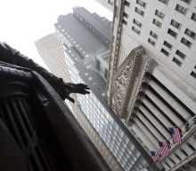Stock market news live updates: Stock futures edge lower after steep rally