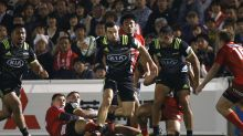 Crusaders face Lions in reunion of former finalists