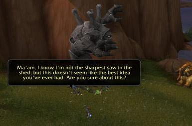 Warlords of Draenor: An evening as a treessassin