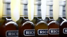 Pernod Ricard cautions of slower growth after stellar quarter