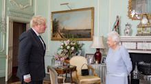 Boris Johnson denies he wanted to see the Queen before first lockdown