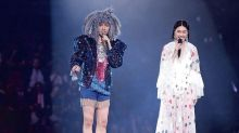 Hins Cheung invites Nancy Wu as concert guest