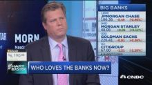 Technician who nailed a call to sell the banks now says i...