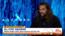 Sunrise sits down with Aquaman's biggest stars