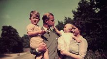 Prince Philip's most adorable family moments over the years