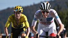 Roglic y Pogacar ante su semana fantástica en los Alpes, Landa por el podio