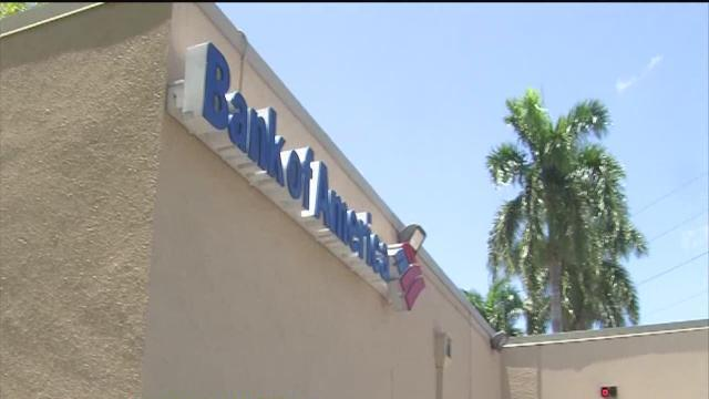 Bank of America branch closes for hours after robbery Monday morning