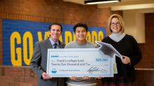 Utah High School Student Surprised with $25,000 Scholarship from Sallie Mae