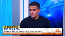 Tim Cahill opens up ahead of his final ever game for Australia