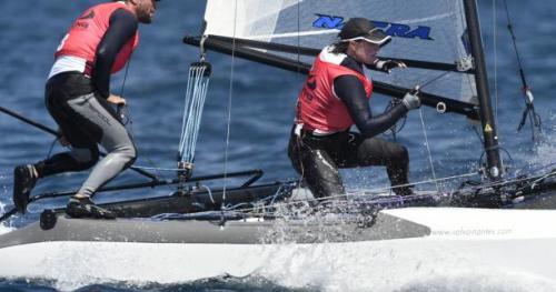 Voile olympique - CM - La coupe du monde de voile olympique débute à Hyères