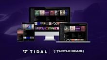 Turtle Beach Partners With Tidal To Bring Premium Music Access To Gamers