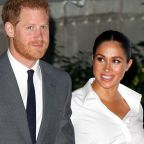 Guys, Harry and Meghan might be moving to Africa