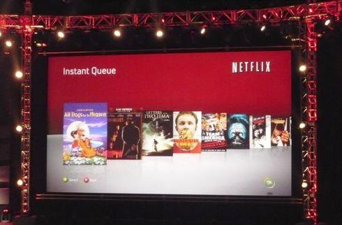 Microsoft brings Netflix streaming to the Xbox 360 for Live Gold members