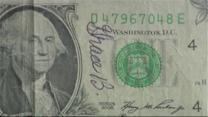 Widower Finds Comfort in Wife's 'Miracle' Dollar Bill