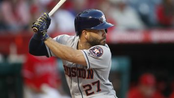 Astros' Altuve back on top in AL All-Star voting