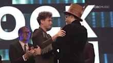 Arkells Use Junos Win To Give Space For Jeremy Dutcher To Finish Speech